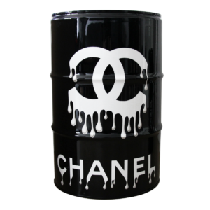 baril chanel front noir