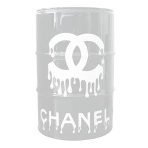 baril chanel front argent