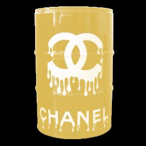 baril chanel front doré