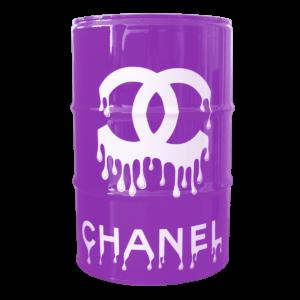 baril chanel front violet